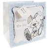 little miracles gift bag blue medium