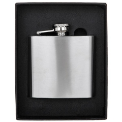 hip flask stainless 5oz