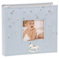 little stars 4x6 album boy